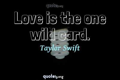 Photo Quote of Love is the one wild card.