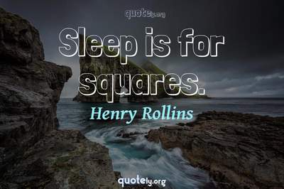 Photo Quote of Sleep is for squares.
