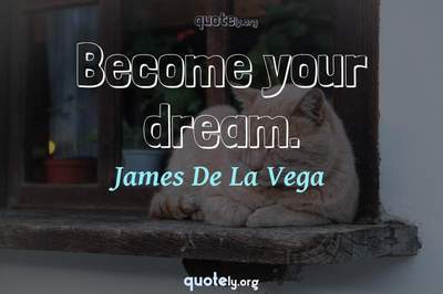 Photo Quote of Become your dream.