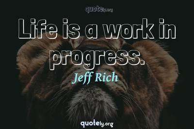 Photo Quote of Life is a work in progress.