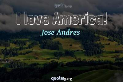 Photo Quote of I love America!