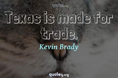 Photo Quote of Texas is made for trade.