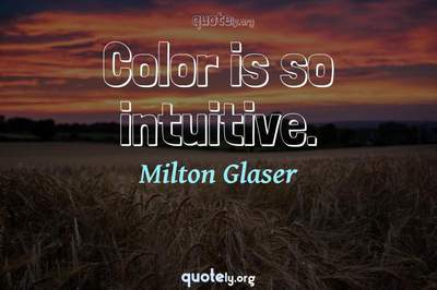 Photo Quote of Color is so intuitive.