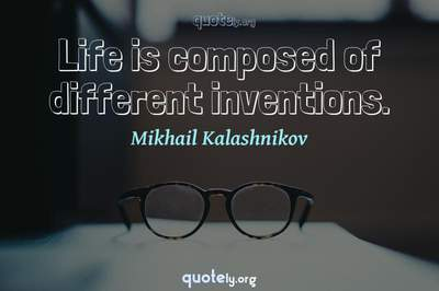 Photo Quote of Life is composed of different inventions.